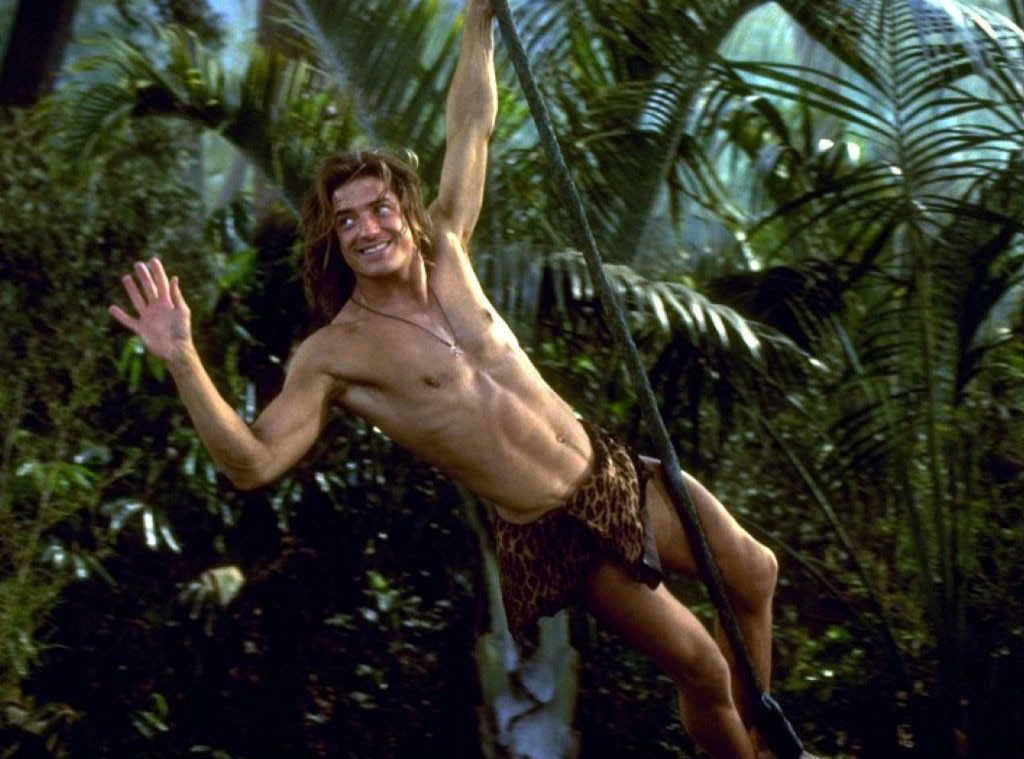 George of the Jungle, Brendan Fraser