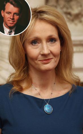 J.K. Rowling, Robert F. Kennedy