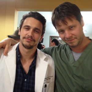The Mindy Project, James Franco, Twitter