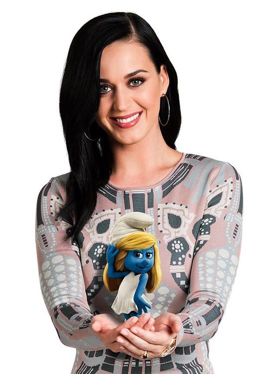 Katy Perry, Smurfs 2