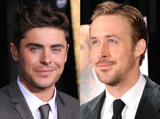 Zac Efron, Ryan Gosling