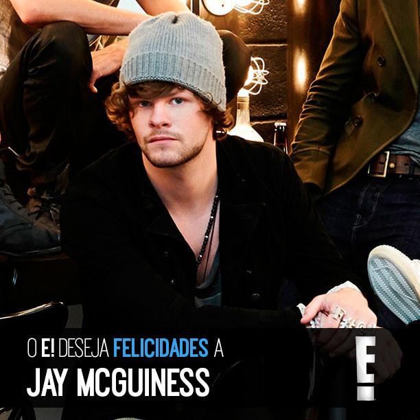 Jay McGuiness, aniversario