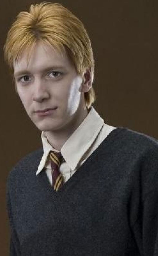 Oliver Phelps, Harry Potter