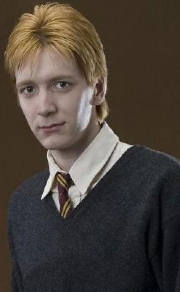 Oliver Phelps, Harry Potter