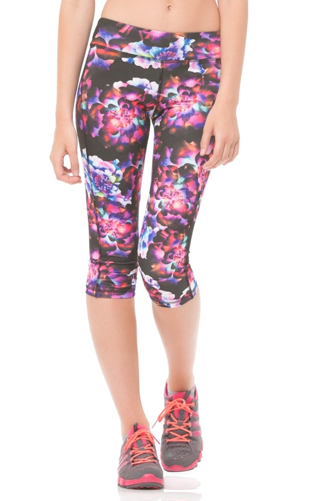 Fitness Gear, Aeropostale Floral Legging