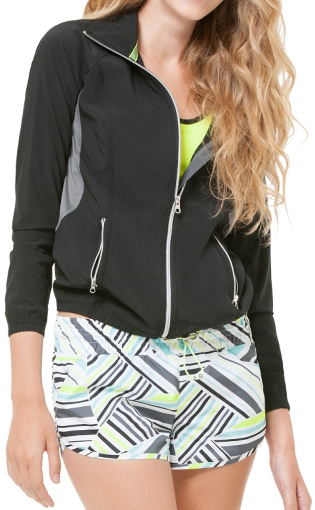 Fitness Gear, Aeropostale Zip Jacket and Shorts