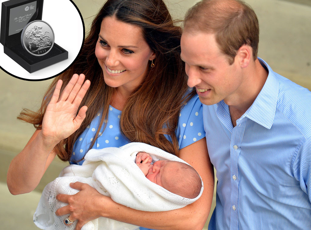 Royal Baby, Kate Middleton, Catherine Duchess of Cambridge, Prince William, Mint
