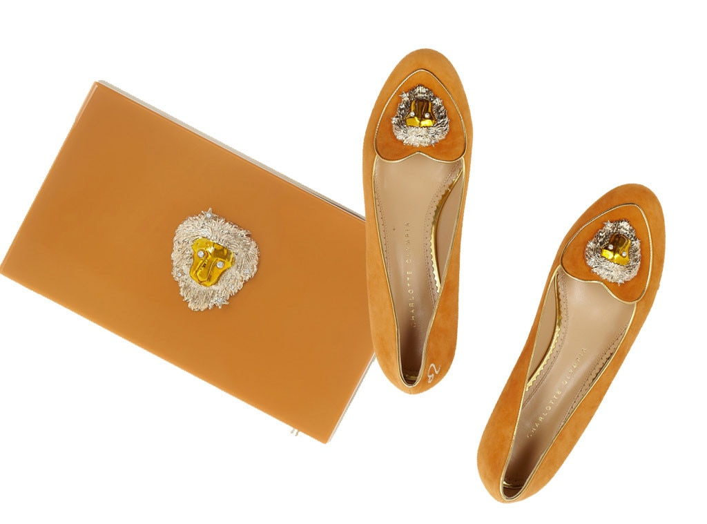 Editor Obsessions, Charlotte Olympia Leo Purse and Shoes