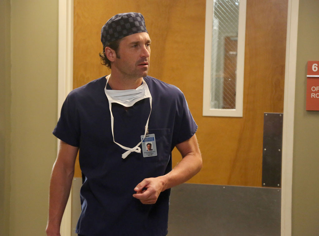 No, Grey's Anatomy Is Not Trying to Erase Derek From the Show