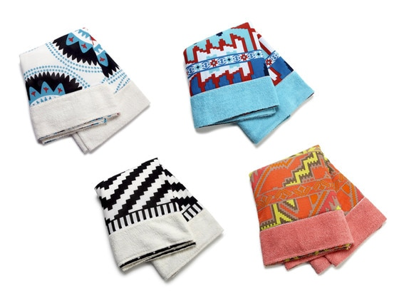 Editor Obsessions, Towels