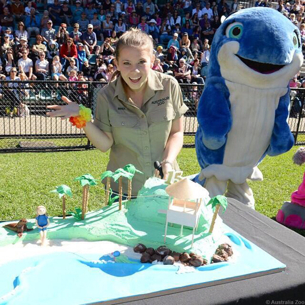 Bindi Irwin, 15th Birthday