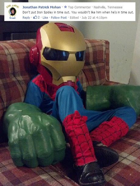 Avenger Prime Captioned