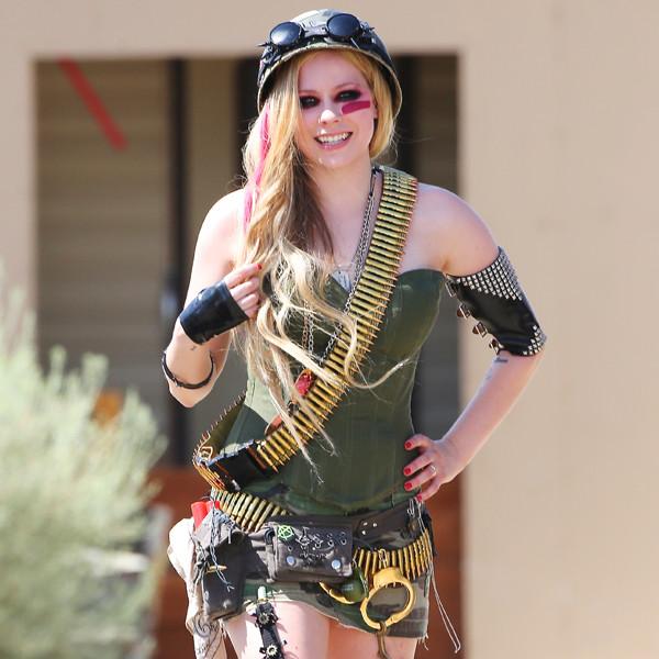Avril Lavigne, Music Video