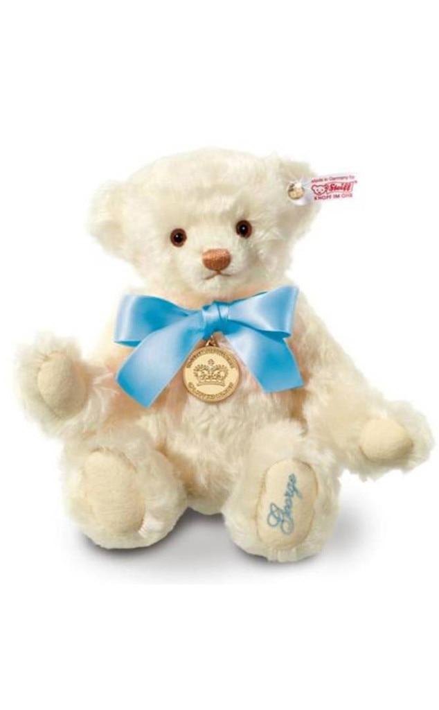 Prince George Teddy Bear