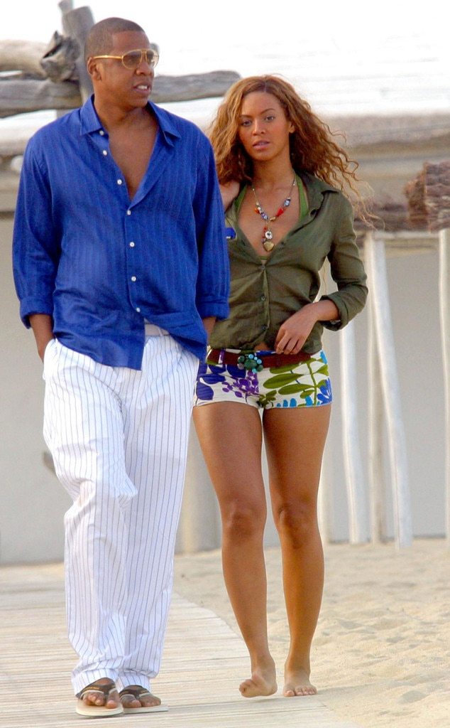 Beyonce, Shorts
