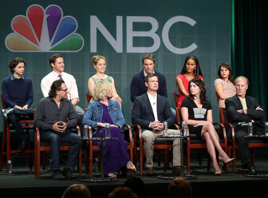 NBC Press Tour, Parenthood Cast