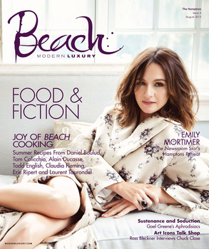 Emily Mortimer, Beach Magazine