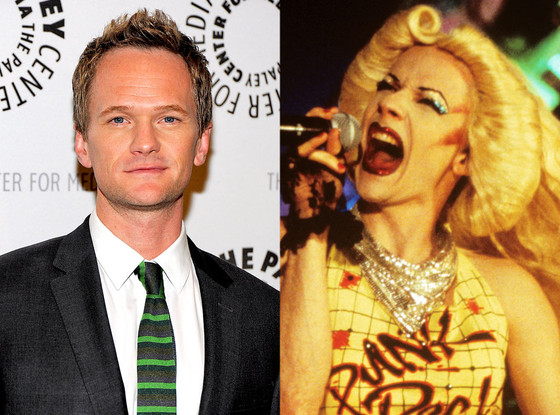 Neil Patrick Harris, John Cameron Mitchell, Hedwig and the Angry Inch