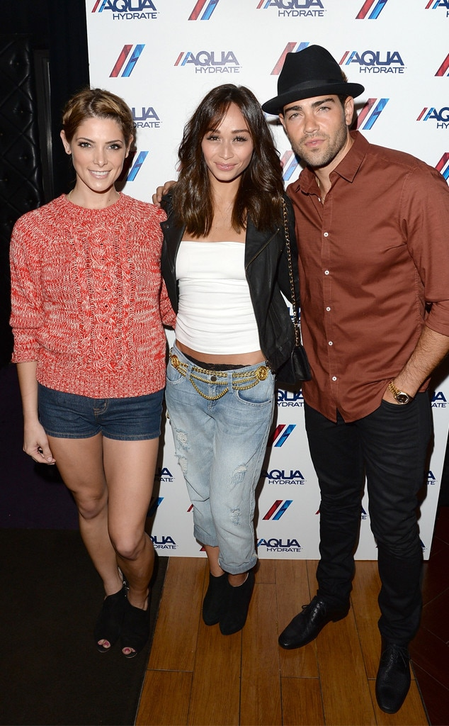 Ashley Greene, Cara Santana, Jesse Metcalfe