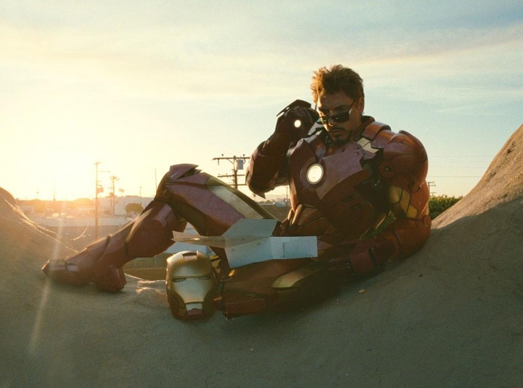 Iron Man 2, Randy's Donuts
