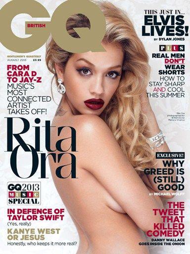 Rita Ora, GQ