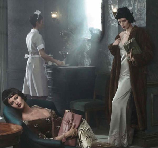 Gisele Bündchen, Isabeli Fontana, Louis Vuitton, LV, ad