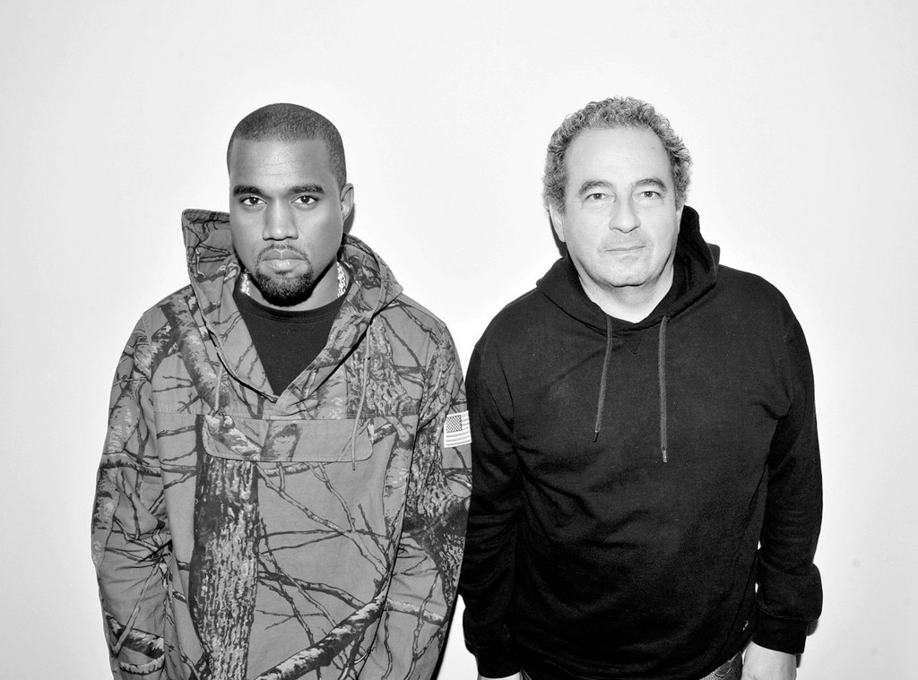 Kanye West, Jean Touitou, Celebrity Collaborations