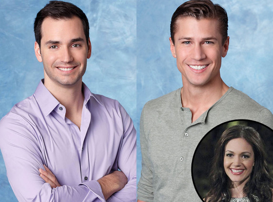 Chris, Drew, Desiree, The Bachelorette