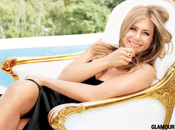Jennifer Aniston, Glamour