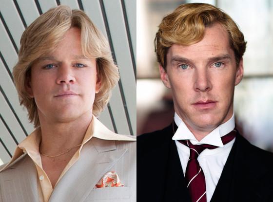 Matt Damon, Behind the Candelabra, Benedict Cumberbatch, Parade's End