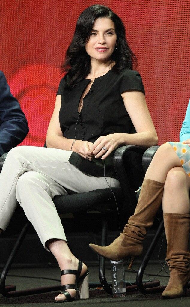 Julianna Margulies, CBS TCA