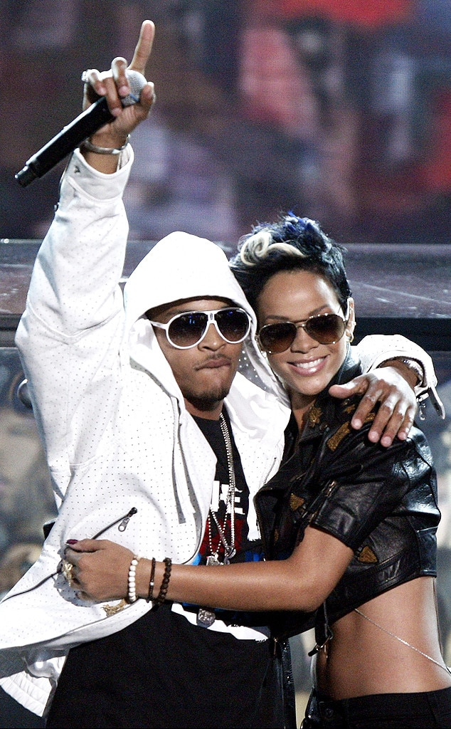 T.I., Rihanna, Celebrity Collaborations