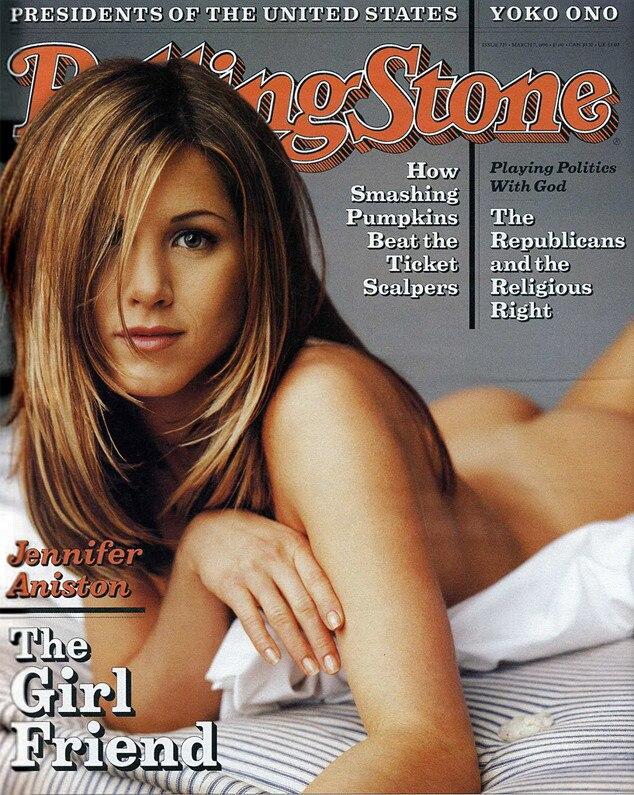 Jennifer Aniston, Rolling Stone