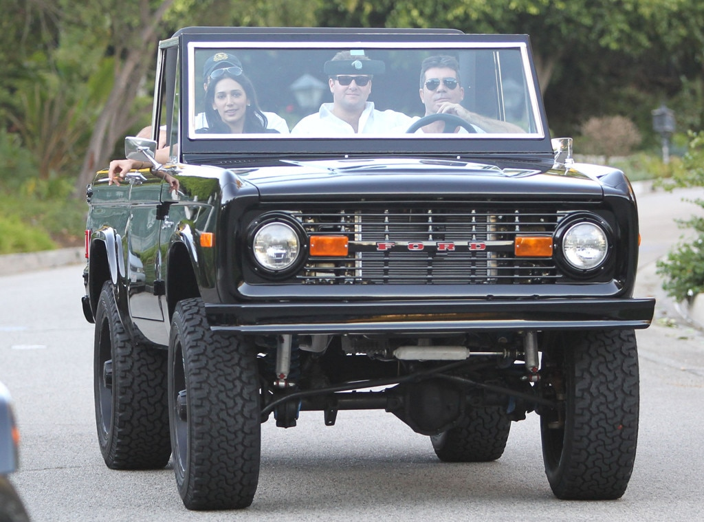 Simon Cowell, Laura Silverman, Cars