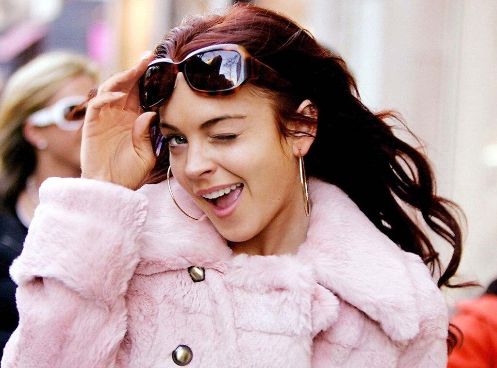 Lindsay Lohan, Just My Luck