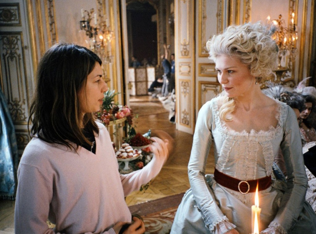 Marie Antoinette, Sofia Coppola, Kirsten Dunst, Celebrity Collaborations