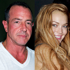 Lindsay Lohan, Michael Lohan