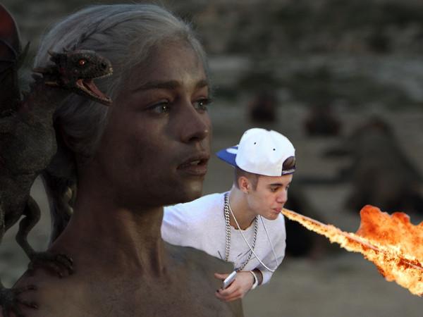 Bieber Spit