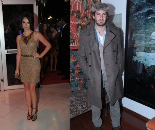 Isabelle Drummond, Alexandre Pato