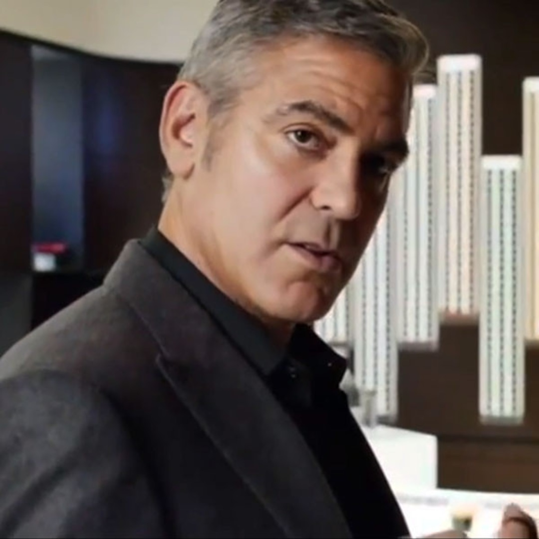 George Clooney Spends Nespresso Commercial Money On Spy