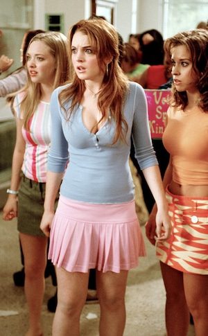 Mean Girls, Lindsay Lohan