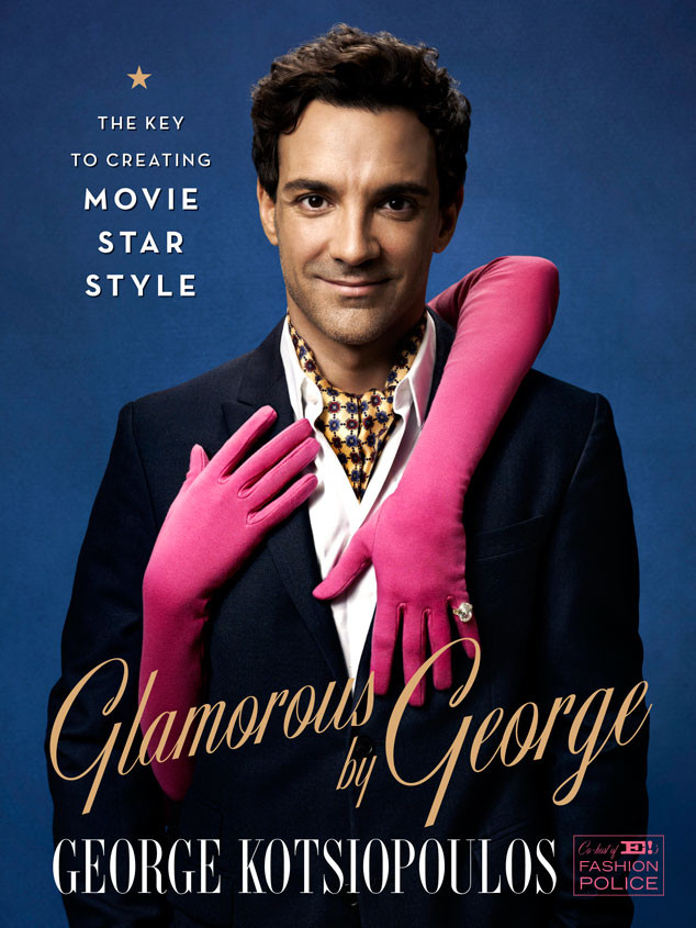George Kotsiopoulos Book, Glamorous by George