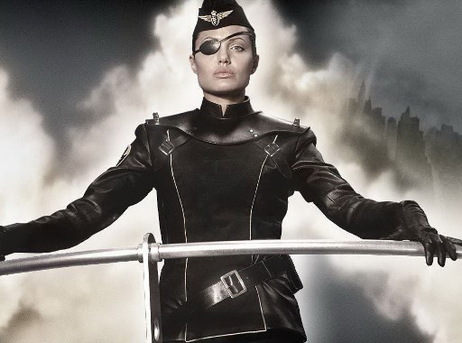Angelina Jolie, Sky Captain and the World of Tomorrow