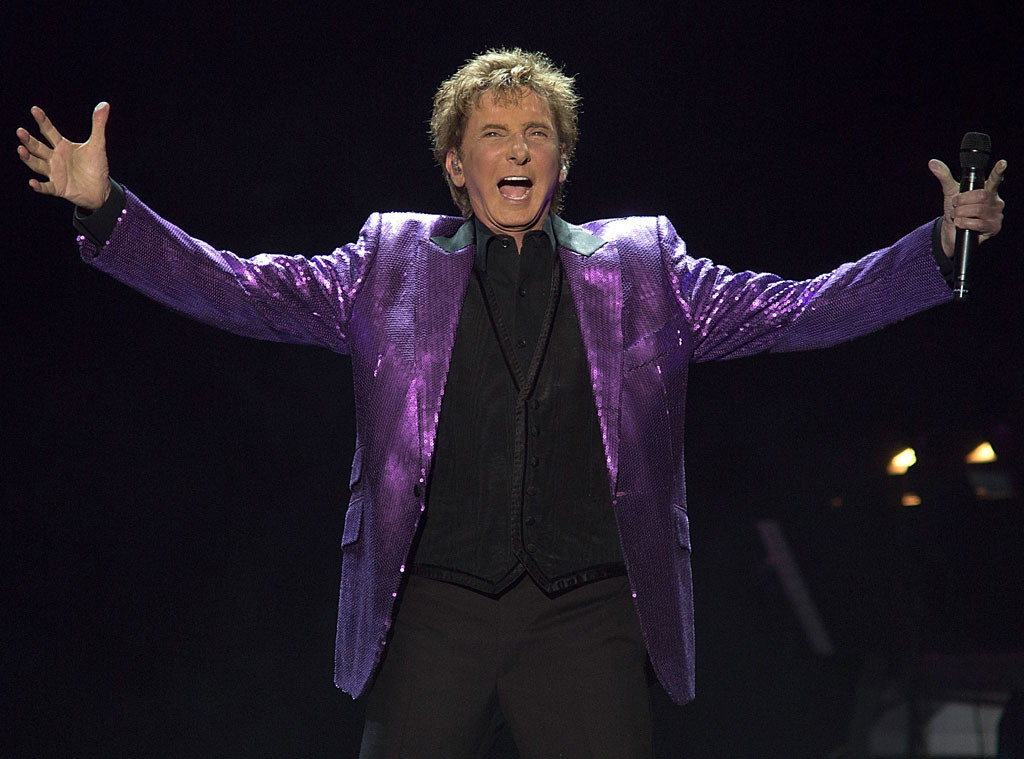 Barry Manilow Married Manager Garry Kief In Surprise Ceremonycheck