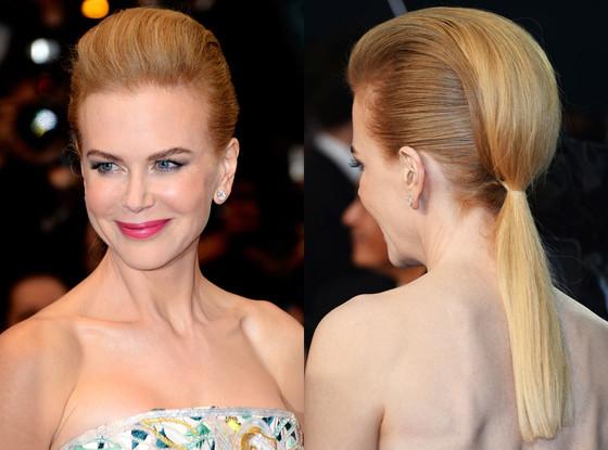 Nicole Kidman, Ponytail