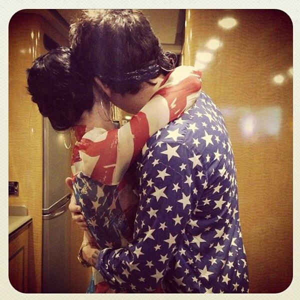 Katy Perry, John Mayer, Instragram
