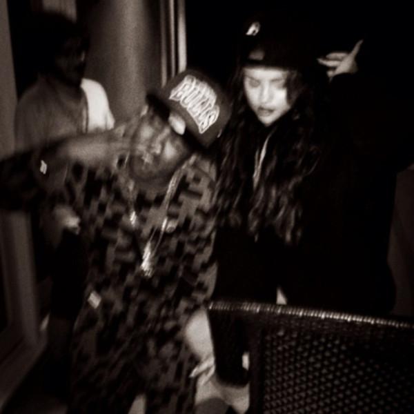 Selena Gomez, Lil Twist