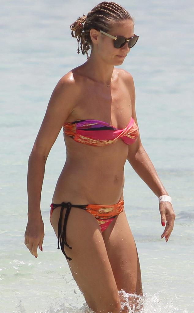 Heidi Klum, Bikini