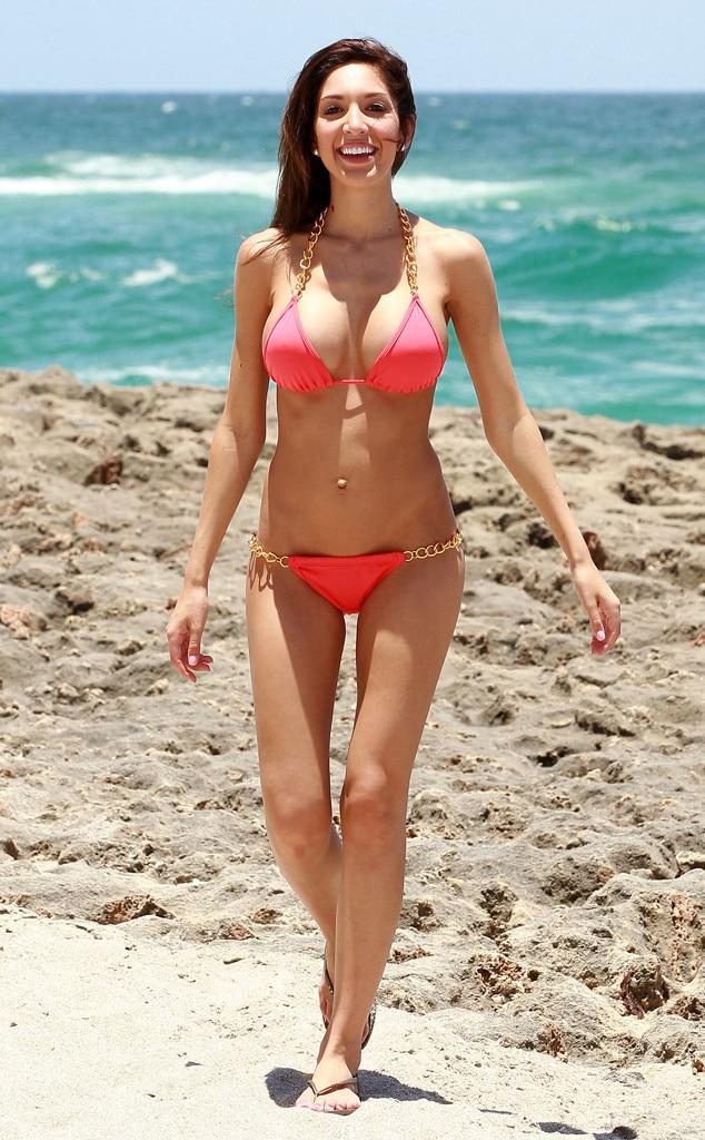Farrah Abraham, Bikini