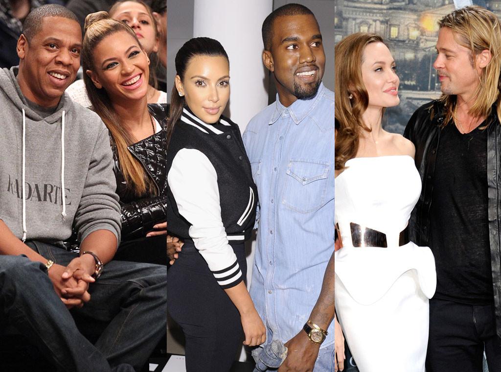 Celebrity Date Night Split